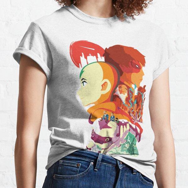 Avatar le meilleur maître de l'air T-shirt classique