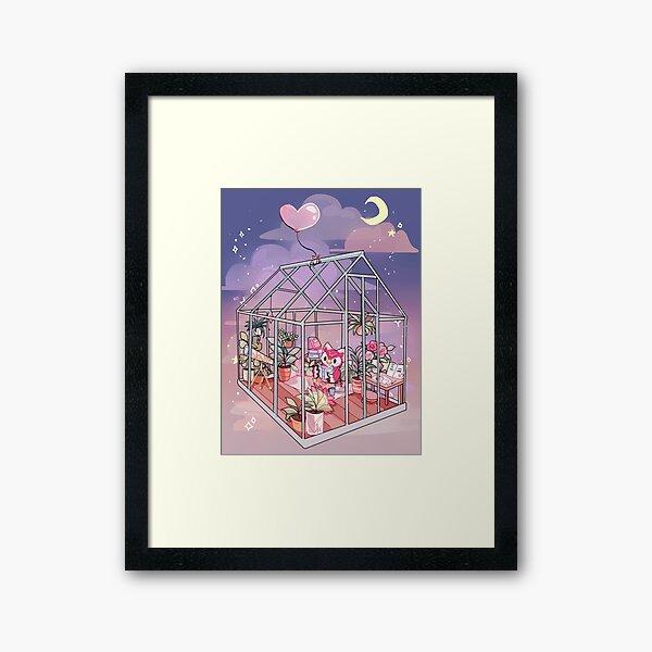 Celeste Framed Art Print