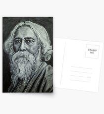 Rabindranath Tagore Postcards