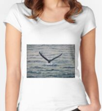 We Have Liftoff 1 Fitted Scoop T-Shirt