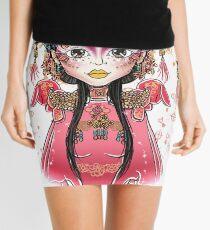 Geisha girl Mini Skirt