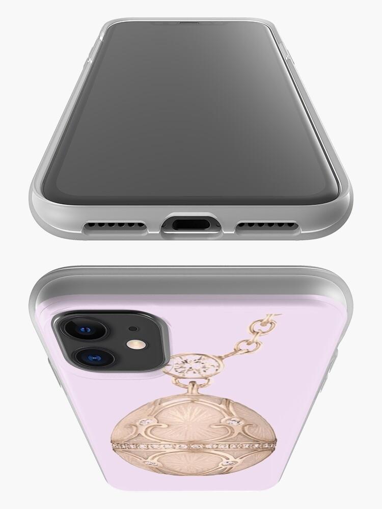 Alternate view of Pink Fabergè iPhone Case & Cover