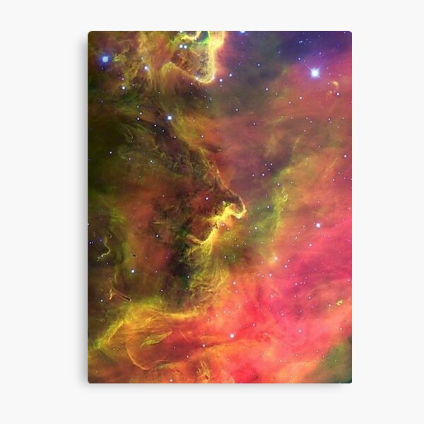 #nebula #space #star #universe sky astronomy cosmos galaxy Metal Print