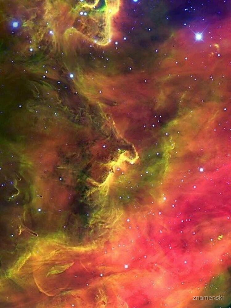 #nebula #space #star #universe sky astronomy cosmos galaxy by znamenski
