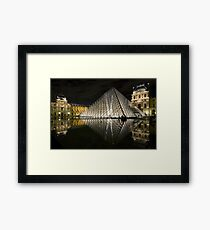 France - Paris 75001 Framed Print
