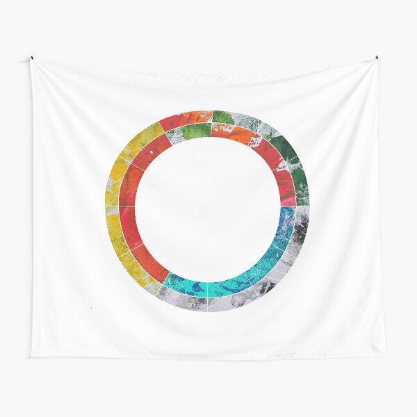 Balance Wheel Tapestry