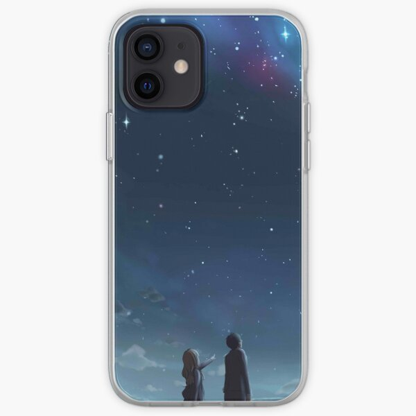 Your Lie In April Funda blanda para iPhone