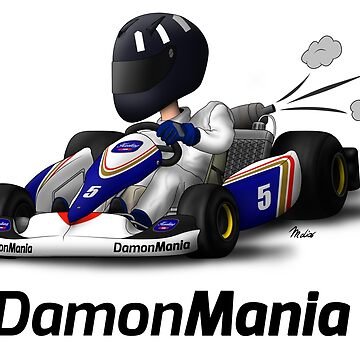 DamonMania by MD-Colors