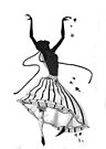 dancing girl by ria gilham