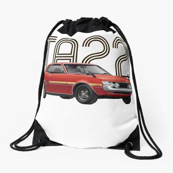 TA22 JDM Classic - Red Drawstring Bag