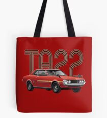 TA22 JDM Classic - Red Tote Bag