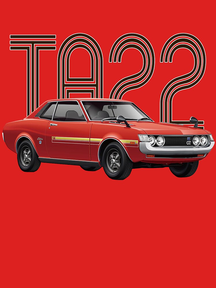 TA22 JDM Classic - Red by carsaddiction
