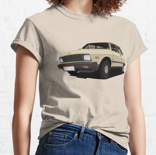 Yugo car - beige - US version Classic T-Shirt