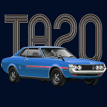 TA20 JDM Classic - Blue by carsaddiction