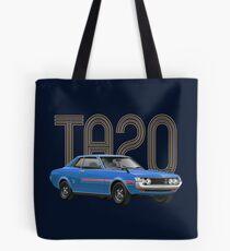 TA20 JDM Classic - Blue Tote Bag