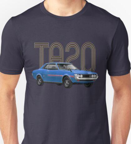 TA20 JDM Classic - Blue T-Shirt