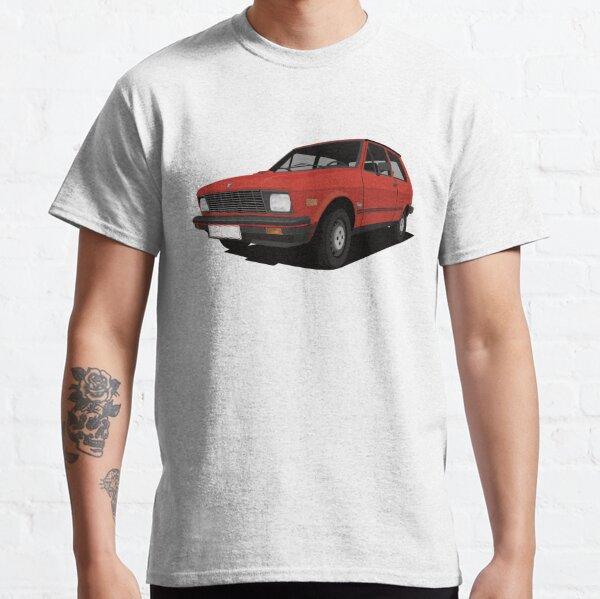 Yugo car - red - US version Classic T-Shirt