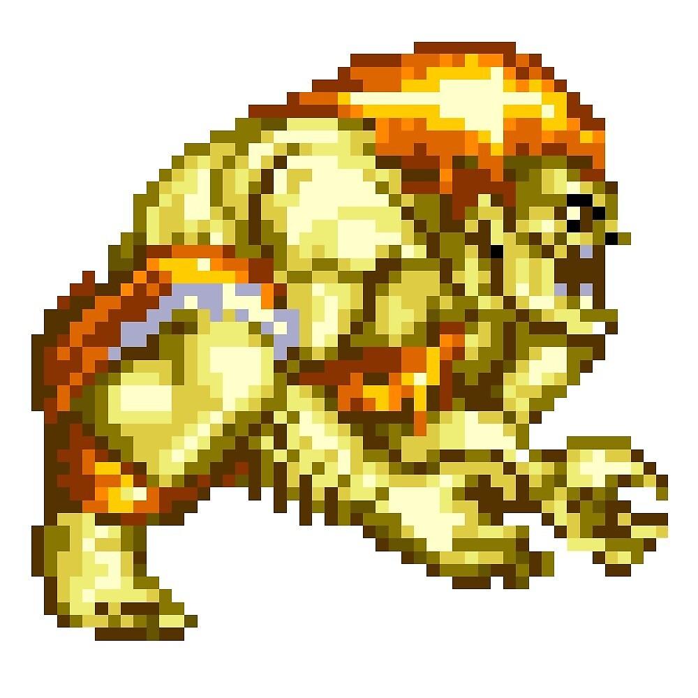 Blanka Street Fighter 2 Logo By Robin Redbubble