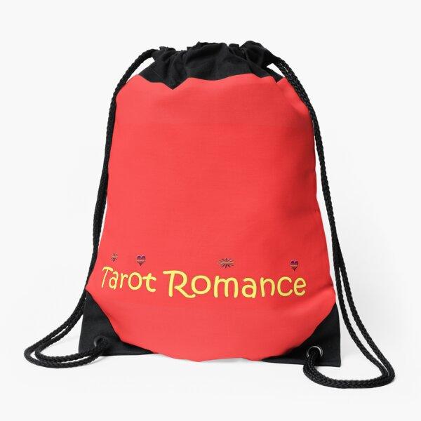 Tarot Romance cushions and bags Drawstring Bag