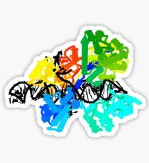CRISPR Cas9 Sticker