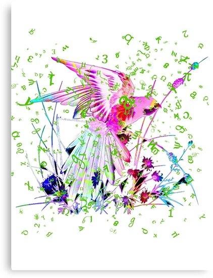 Lovely Parrot. by Vitta