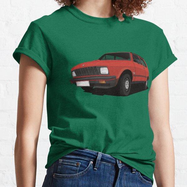 Zastava Koral - Yugo - red - European version Classic T-Shirt