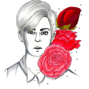 I am your FLOWER BOYFRIEND || Donghyun by RainbowHYSTERIA