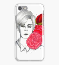 I am your FLOWER BOYFRIEND || Donghyun iPhone Case/Skin