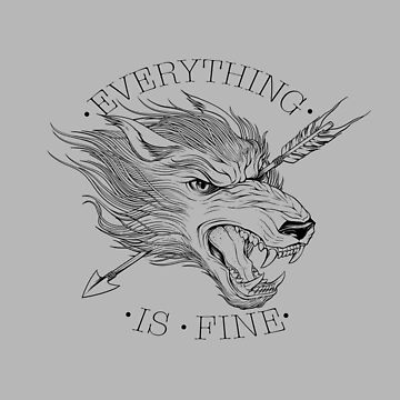 Everything is Fine by tobiasfonseca
