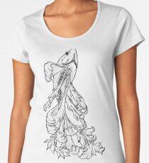 gold fish Women's Premium T-Shirt