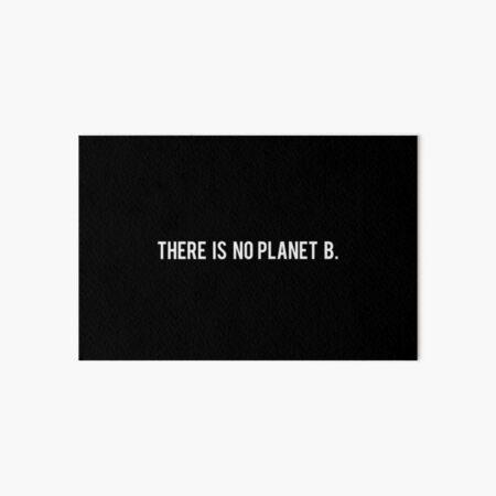 No hay planeta b Lámina rígida