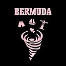 Bermuda Hurricane Throwing Icons from Top Dark Color by TinyStarAmerica