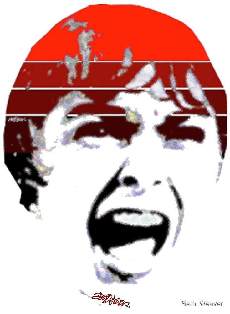 Scream Queen by Seth  Weaver