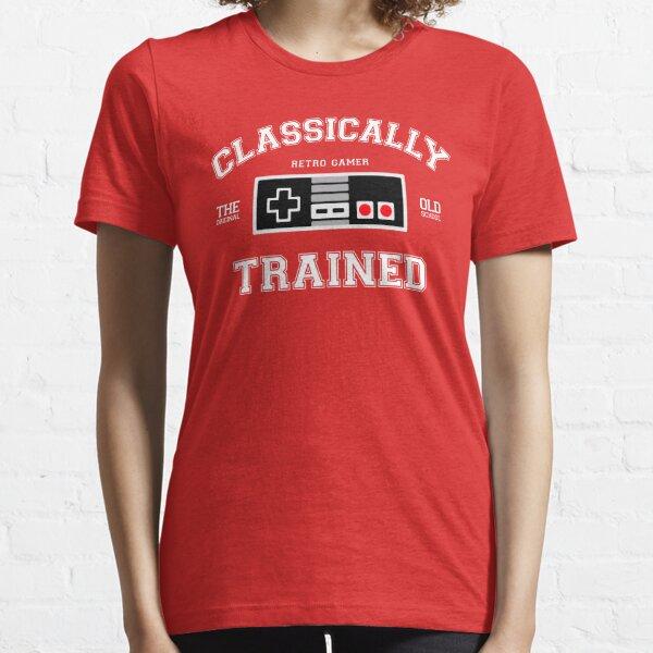 Klassisch ausgebildet Essential T-Shirt