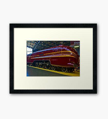 The Duchess of Hamilton Framed Print