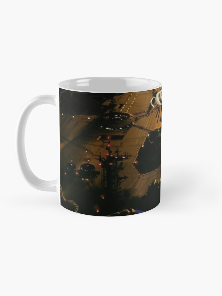 Alternate view of outlawstar gene starwind Mug