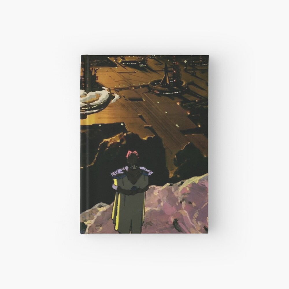 outlawstar gene starwind Hardcover Journal