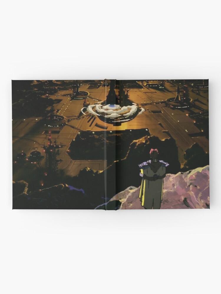 Alternate view of outlawstar gene starwind Hardcover Journal