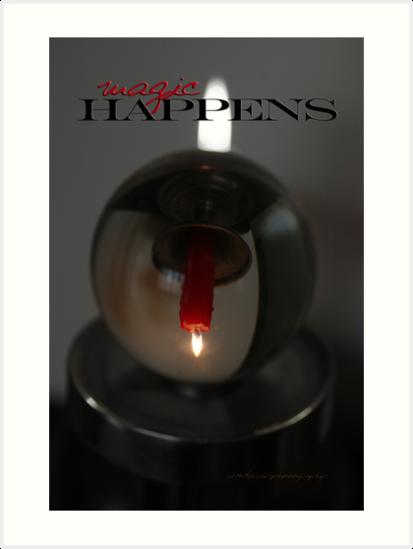 Magic Happens © by Vicki Ferrari
