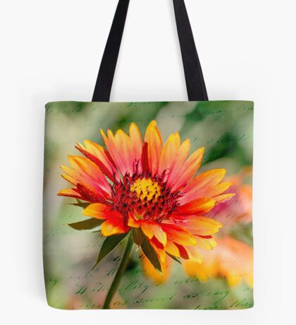 A picture of cheer Tote Bag