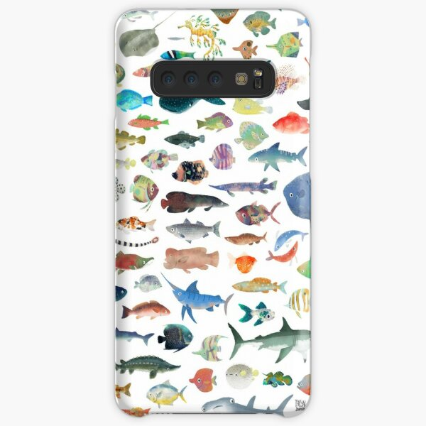 One Hundred Fish Samsung Galaxy Snap Case