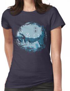 Kodamas Womens Fitted T-Shirt