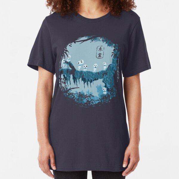 Kodamas Slim Fit T-Shirt