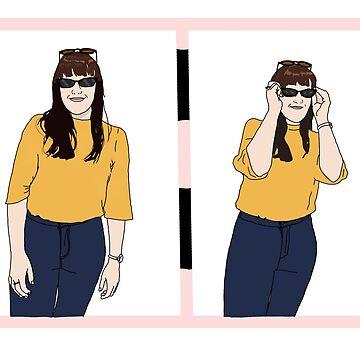Holly's shades by biGcAtsYell
