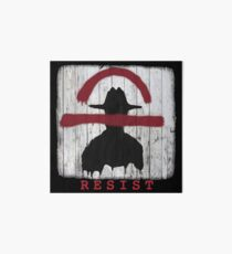 Resist the Kempeitai Art Board Print