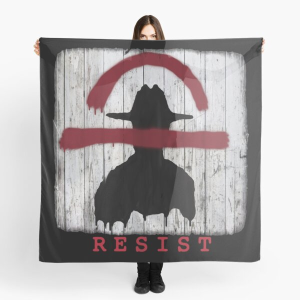 Resist the Kempeitai Scarf