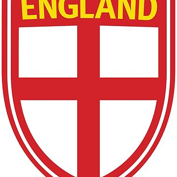 ENGLAND - SHIELD by dtkindling