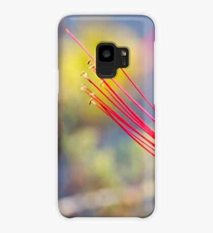 Crimson Threads Case/Skin for Samsung Galaxy