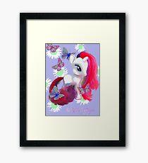 My Pony Magic Framed Print