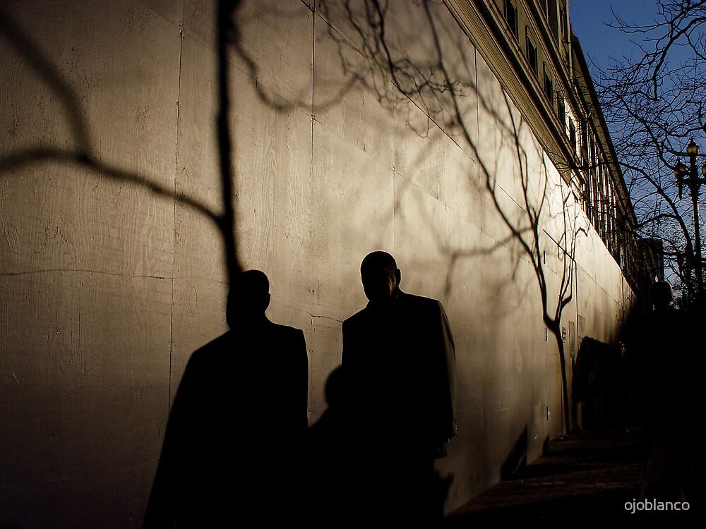 street silhouette by ojoblanco